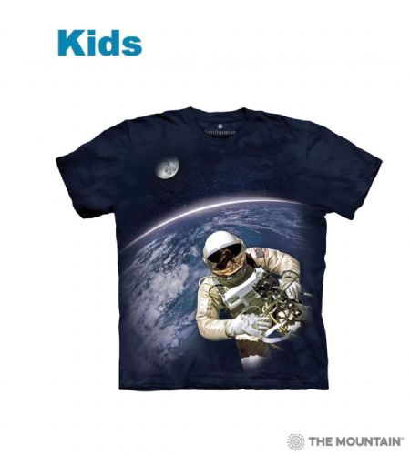 1st American Spacewalk - Kids Space T-shirt - The Mountain®